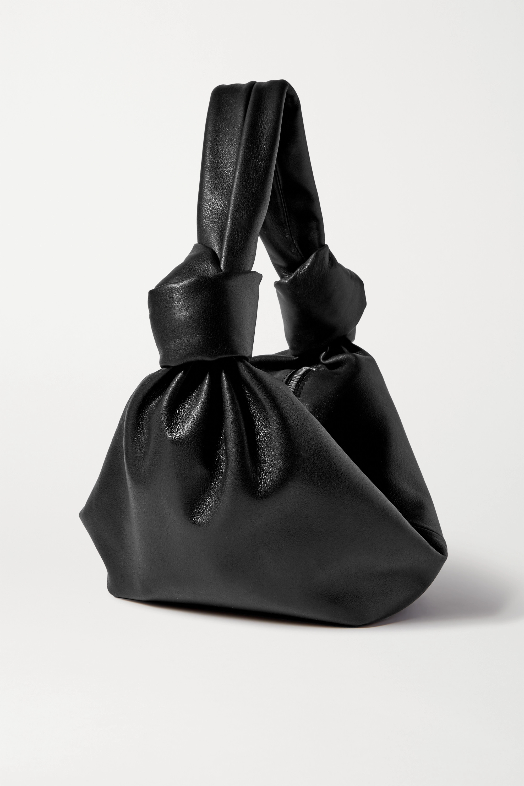 Bottega Veneta Jodie mini knotted leather tote
