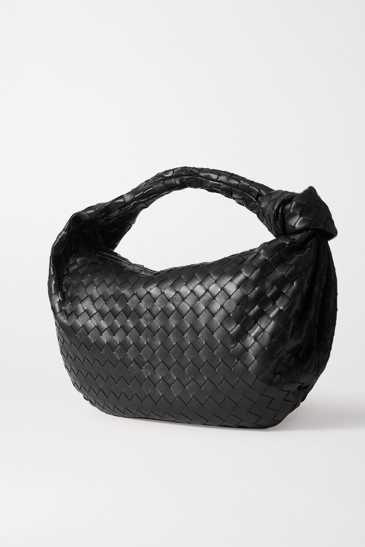 Bottega Veneta Jodie Intrecciato 结饰皮革小号手提包