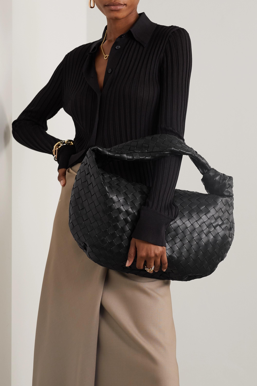 Bottega Veneta Jodie small knotted intrecciato leather tote