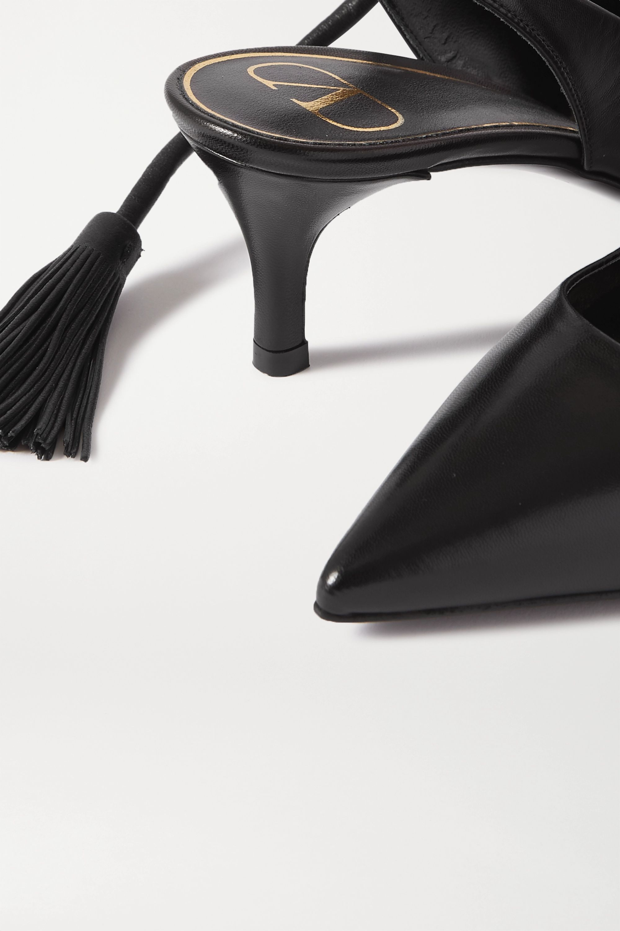 Valentino Valentino Garavani Rockstud Flair 55 leather pumps