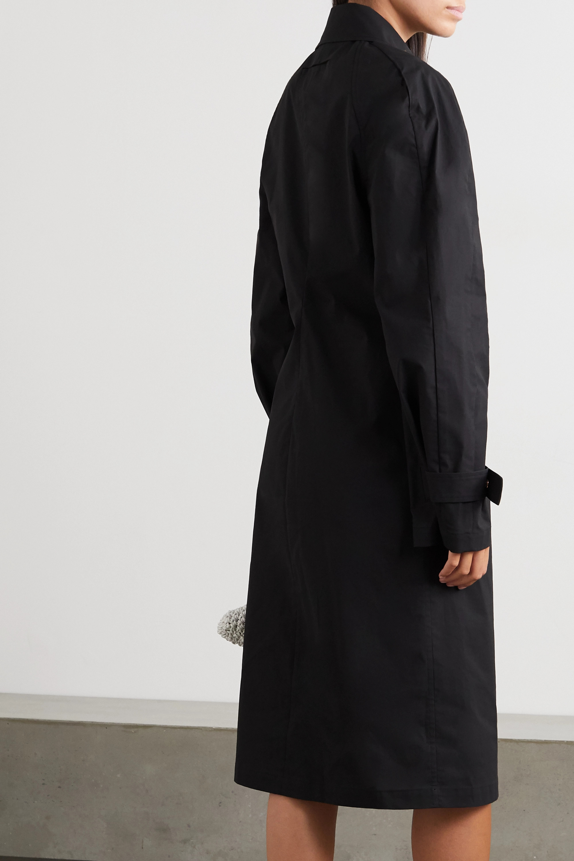Bottega Veneta Robe en coton enduit