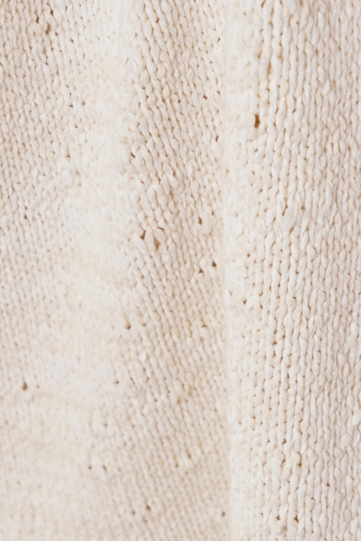 Bottega Veneta Midikleid aus einer Baumwollmischung