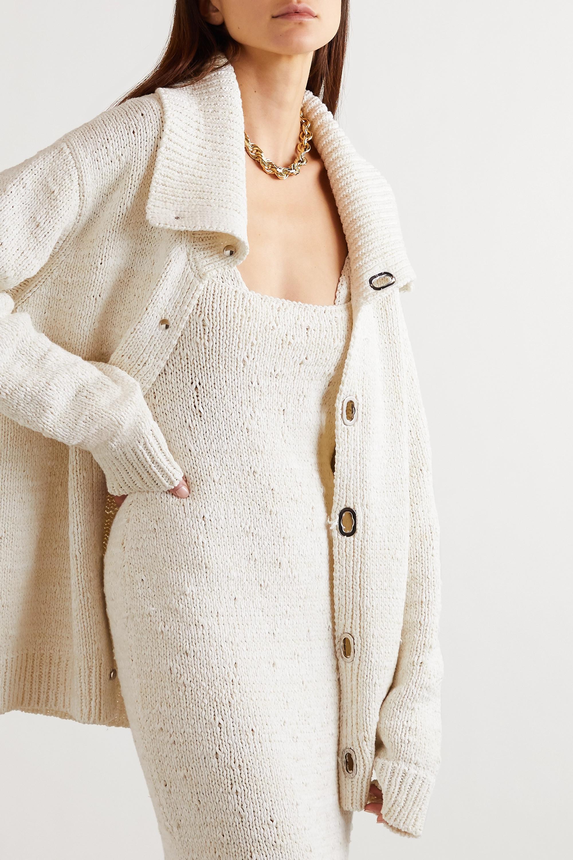 Bottega Veneta Oversized-Jacke aus Strick