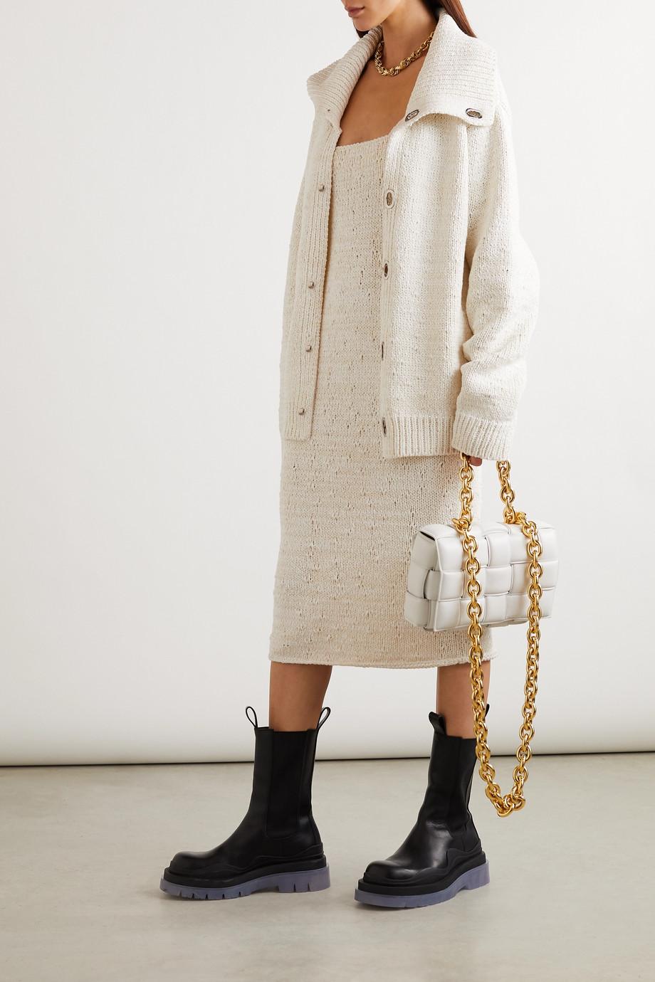 Bottega Veneta Oversized knitted jacket
