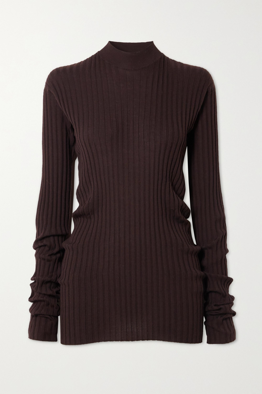 Bottega Veneta Ribbed-knit sweater
