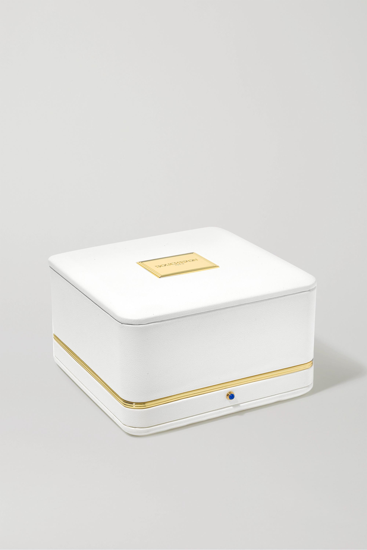 Boucheron Quatre Grosgrain Light Armreif aus 18 Karat Weißgold