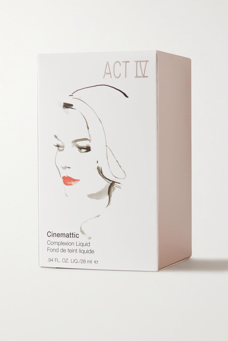 Estée Lauder Act IV Cinemattic Complexion Liquid, 28ml