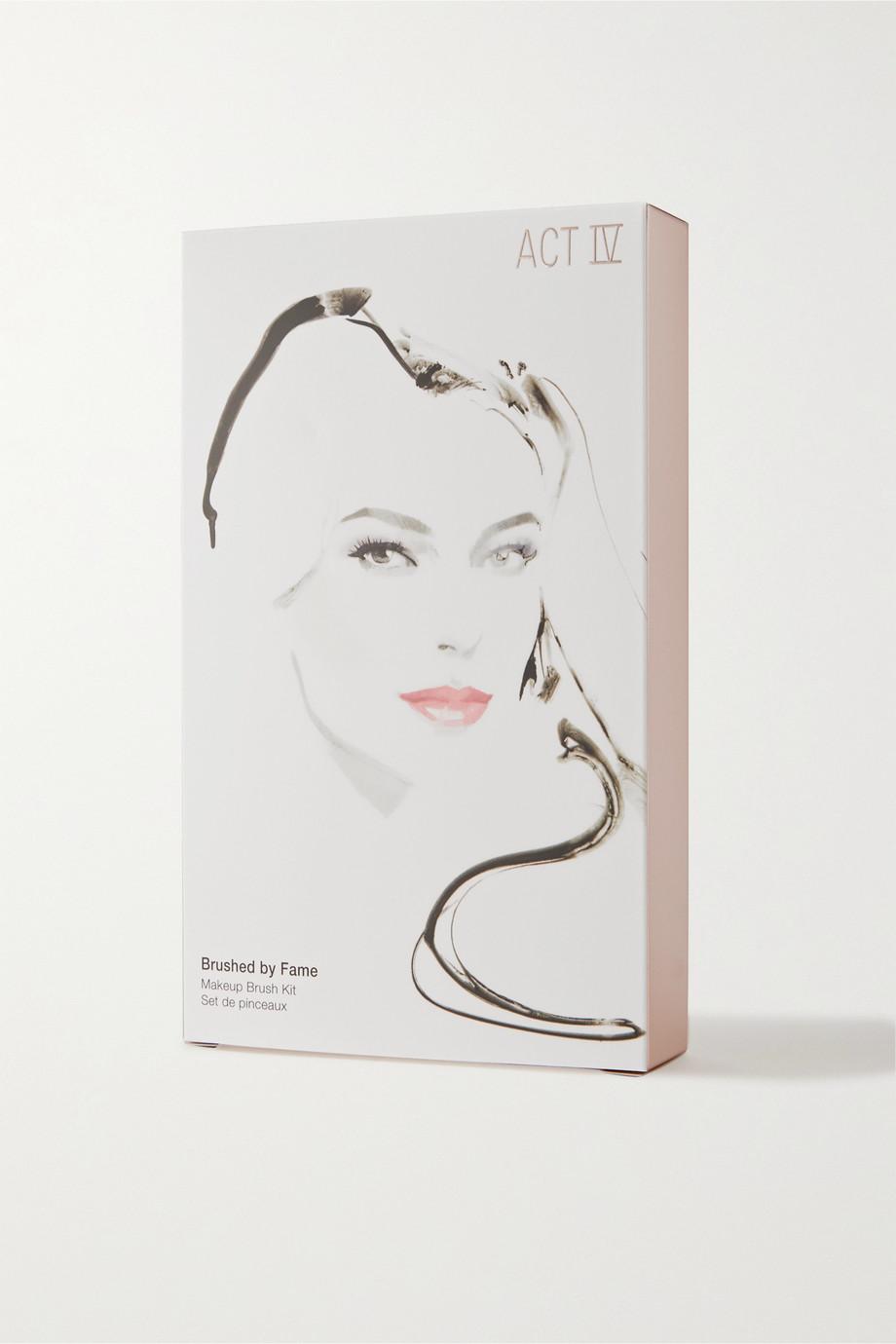 Estée Lauder Act IV Brushed by Fame Kit