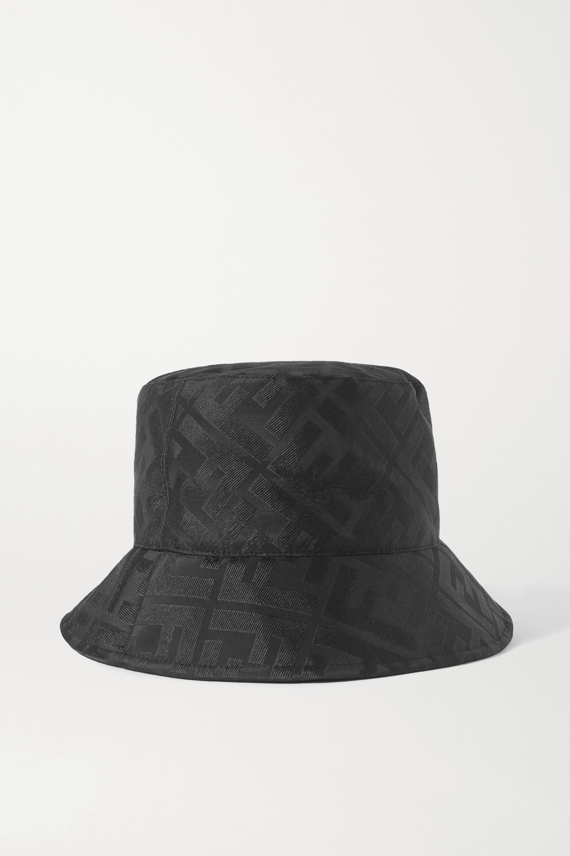 Fendi Silk-jacquard bucket hat