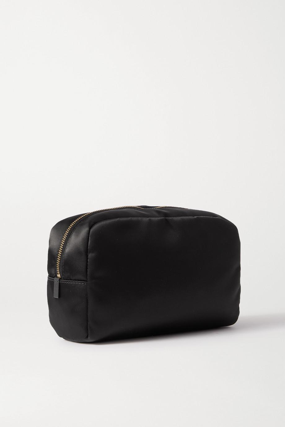 Valentino Valentino Garavani large embellished nylon cosmetics case