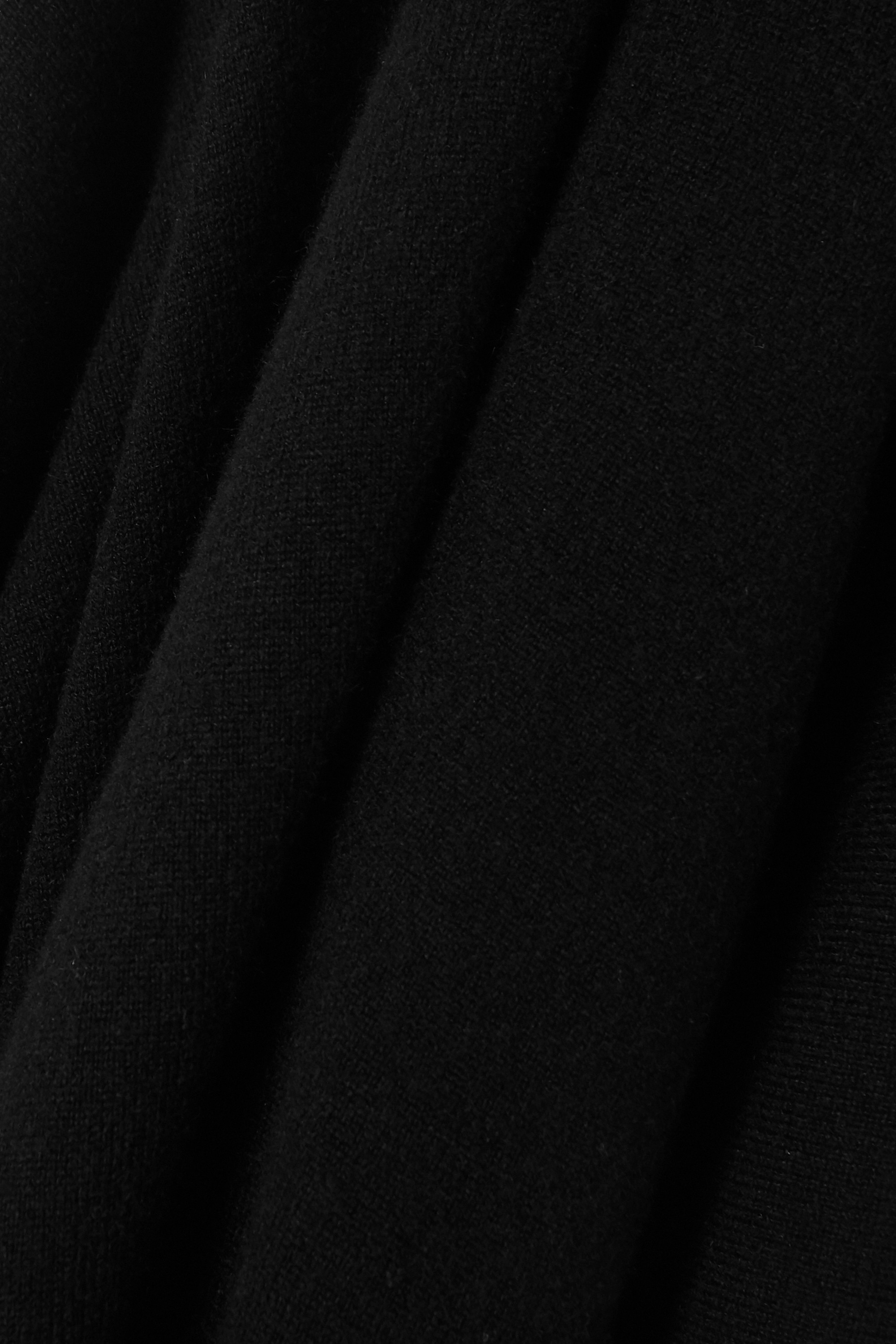 TOM FORD Cutout belted cashmere dress