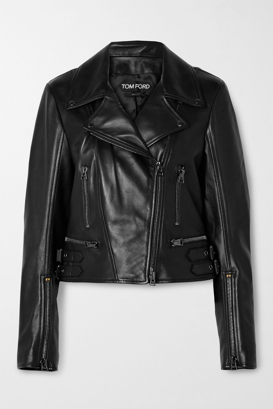TOM FORD Veste motarde en cuir