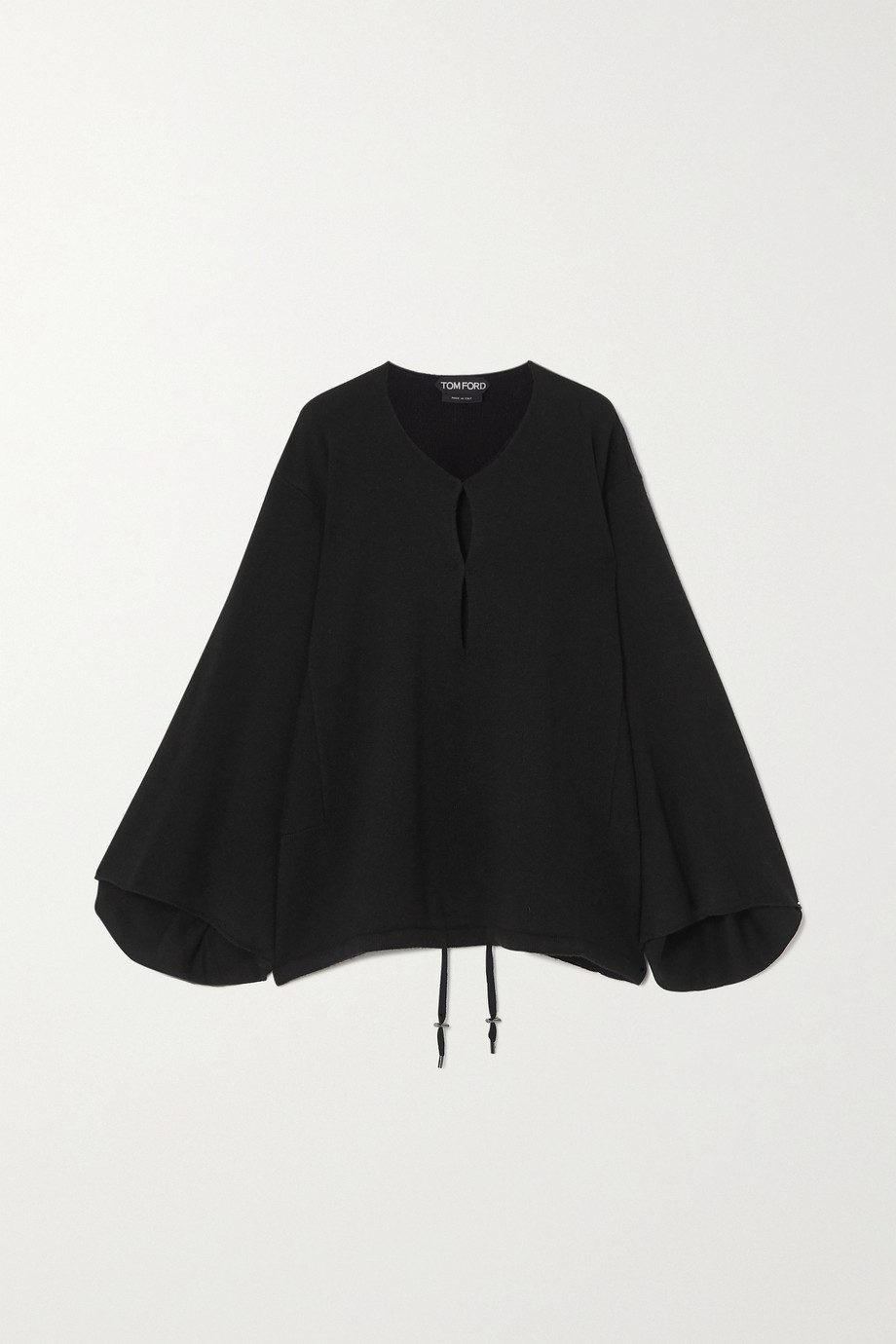 TOM FORD Cutout cashmere sweater