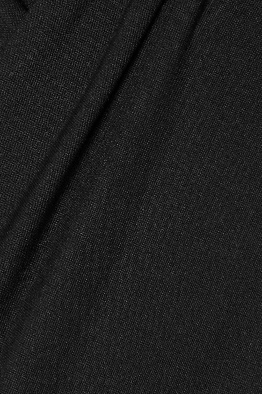 Alix NYC Oliver stretch-jersey halterneck thong bodysuit