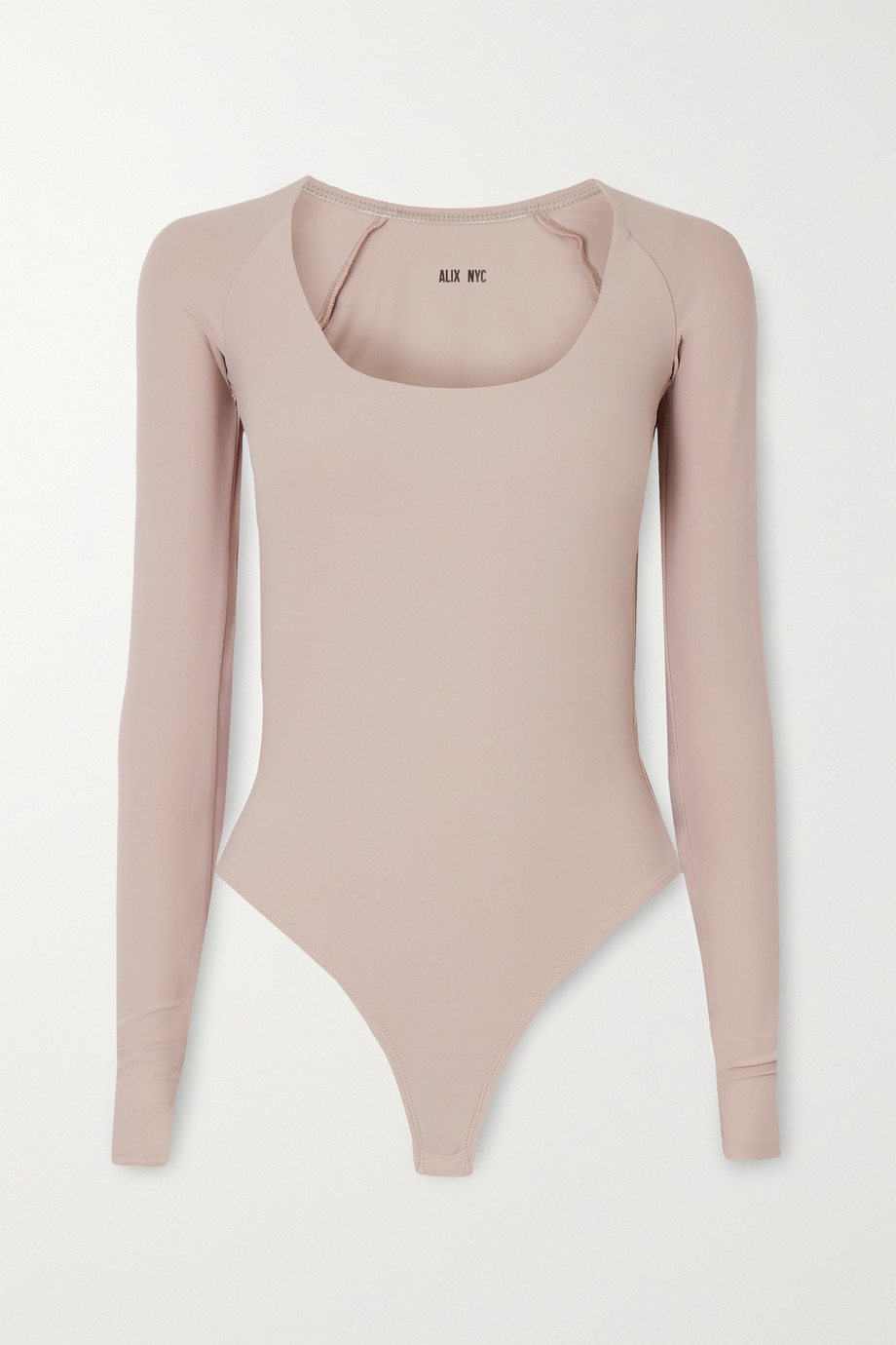 Alix NYC Sullivan String-Body aus Stretch-Jersey