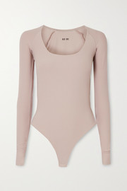 Alix NYC Sullivan stretch-jersey thong bodysuit