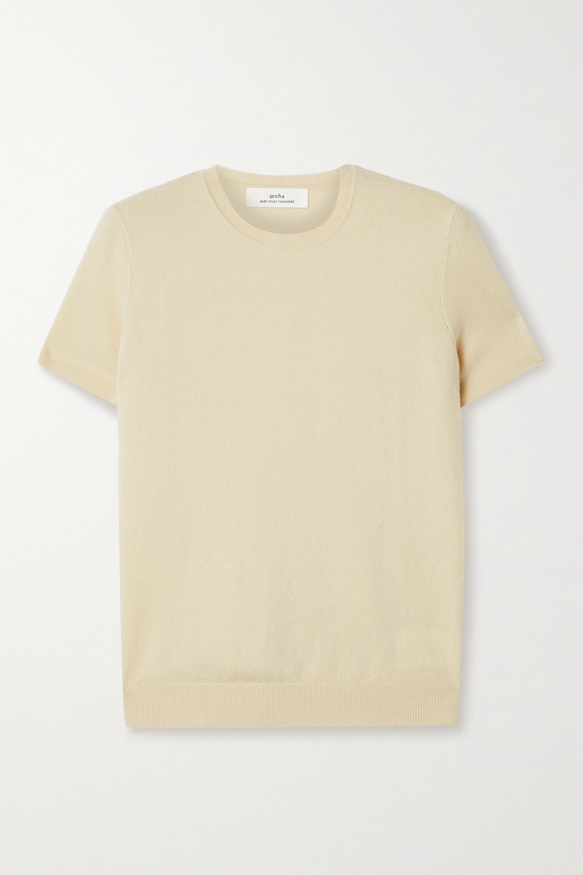 Arch4 + NET SUSTAIN Annex cashmere sweater