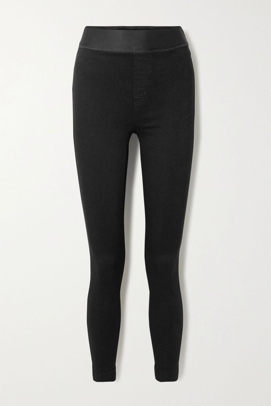 J Brand Dellah high-rise skinny jeans
