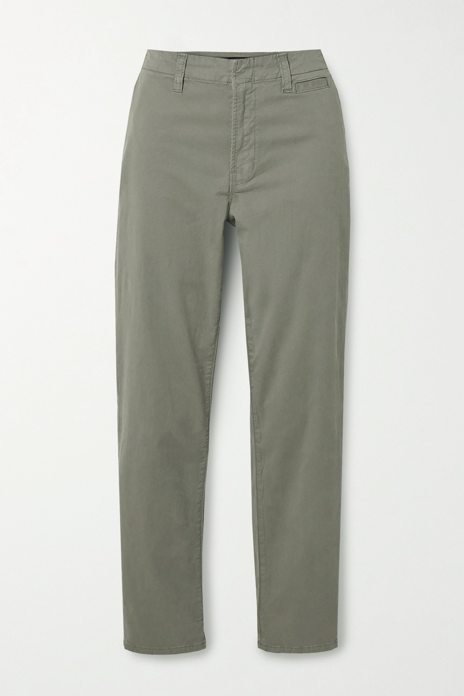 J Brand Ollie cotton-blend twill pants