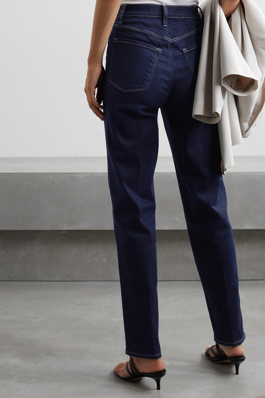 J Brand Jean taille haute fuselé Mia
