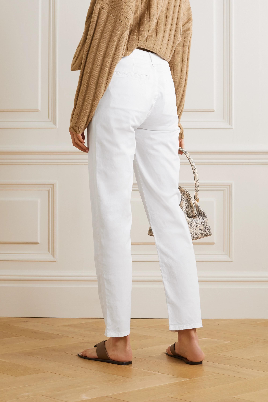 J Brand Ollie cotton-blend twill pants