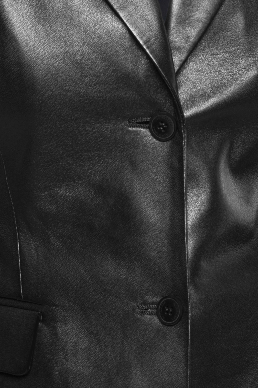 Altuzarra Egan leather blazer