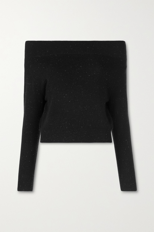 Altuzarra Tomoko off-the-shoulder cashmere sweater