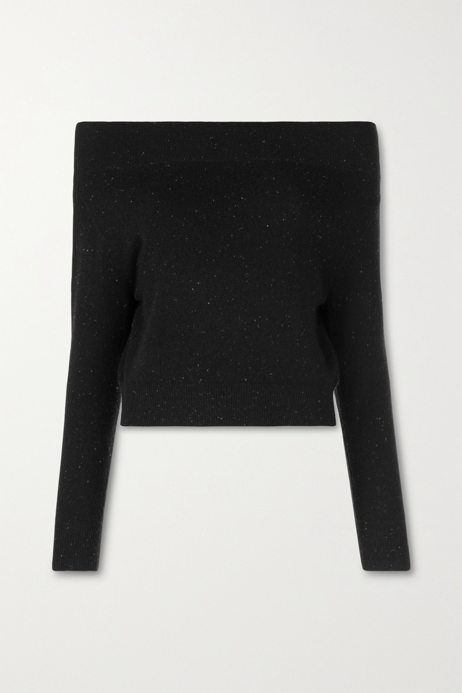 Altuzarra Tomoko off-the-shoulder cashmere sweater