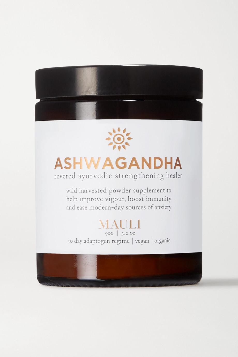 Mauli Rituals Organic Ashwagandha Booster – 90 g – Nahrungsergänzungsmittel