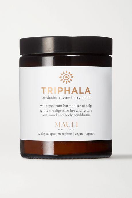 Colorless Organic Triphala Booster, 90g   Mauli Rituals WAeC2K