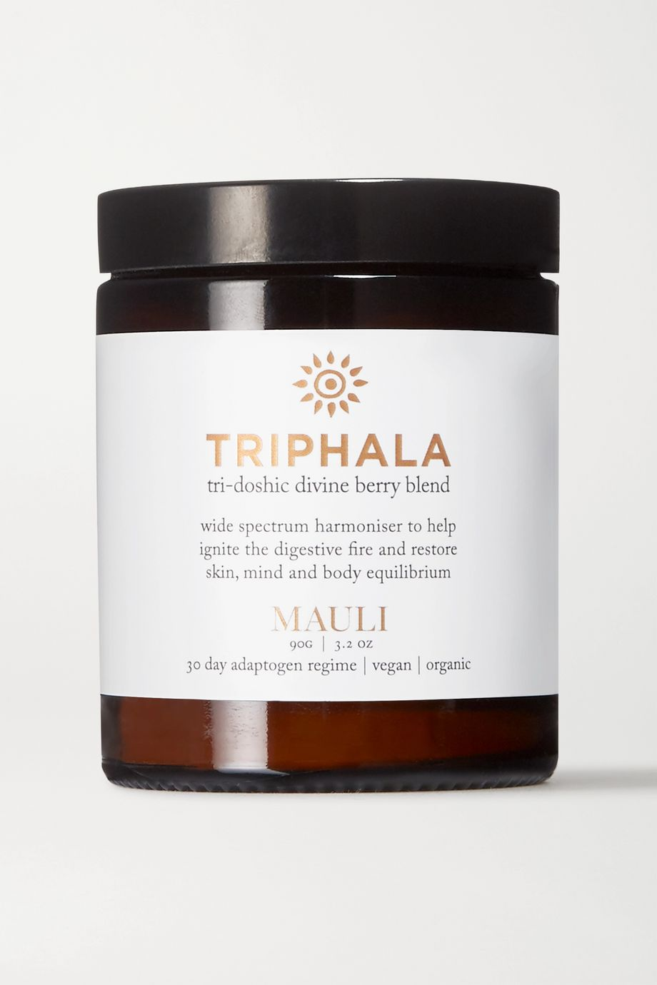 Mauli Rituals Organic Triphala Booster, 90g