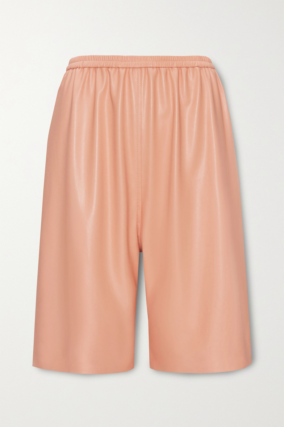 LAPOINTE Shorts aus Kunstleder
