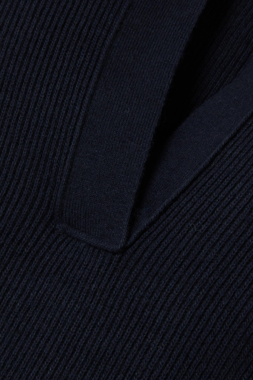Nanushka Azha ribbed-knit bodysuit