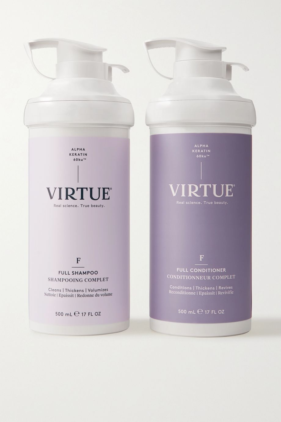 Virtue Full Backbar Duo