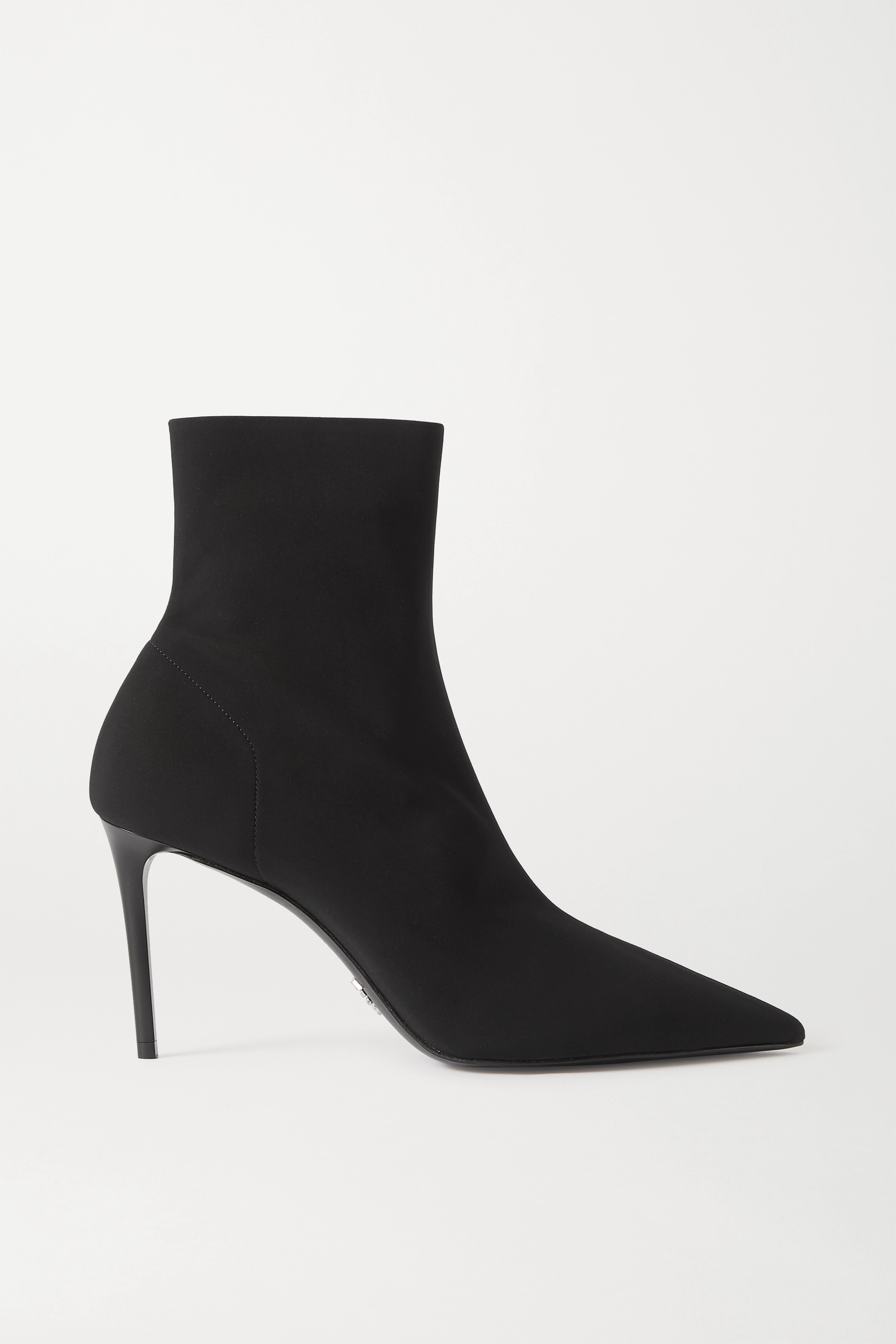 Prada Sock Boots aus Stretch-Strick