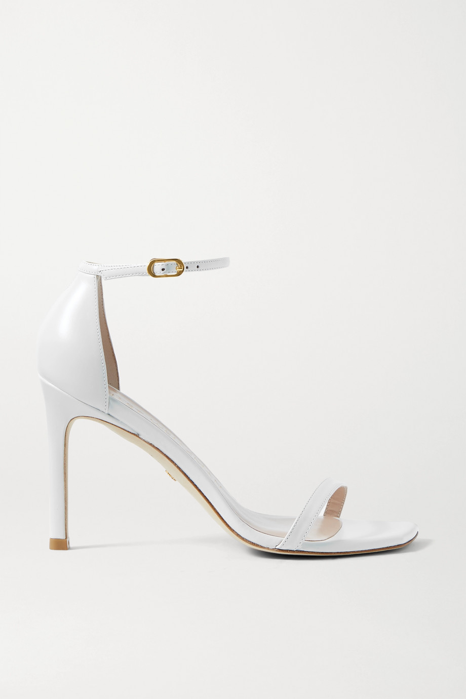 Stuart Weitzman Amelina leather sandals