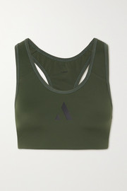 AARMY Chelsea printed stretch sports bra