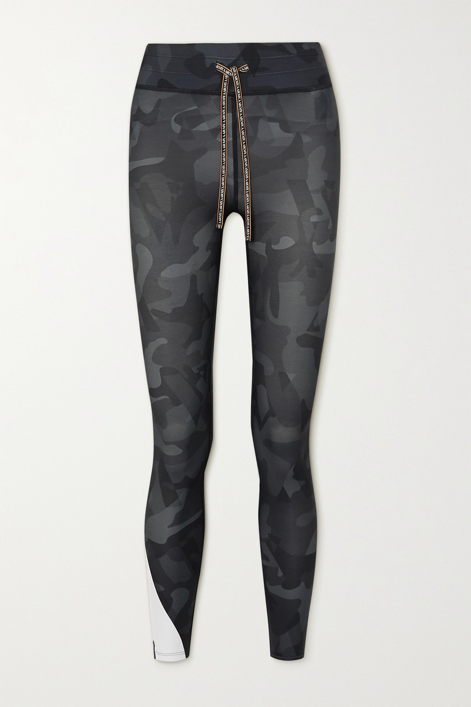 AARMY Chelsea camouflage-print stretch leggings