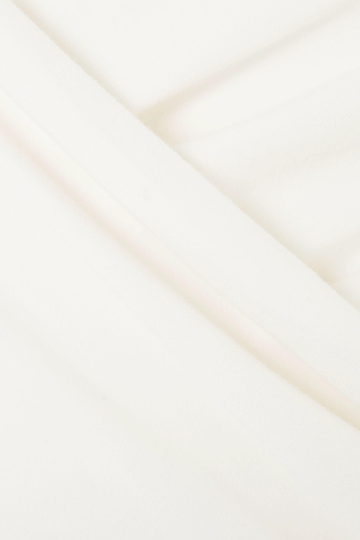Reformation + NET SUSTAIN Lia verkürztes Oberteil aus Stretch-Baumwoll-Jersey mit Twist-Detail
