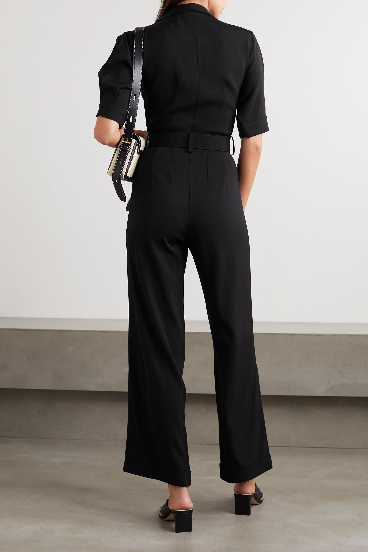 USISI SISTER Gillian Jumpsuit aus Cady mit Gürtel