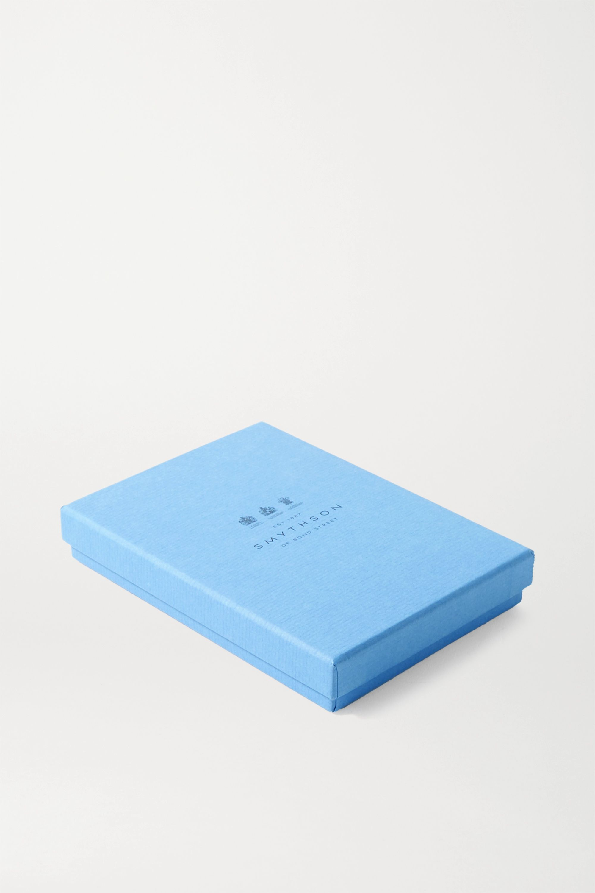 Smythson Panama Inspirations and Ideas Notizbuch aus strukturiertem Leder