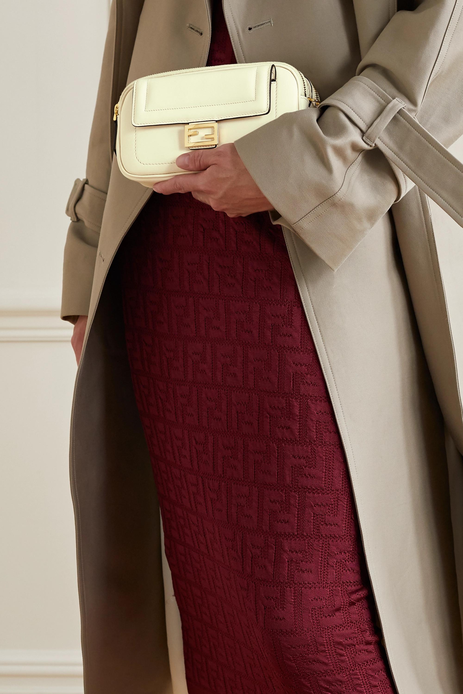 Fendi Easy 2 Baguette leather shoulder bag