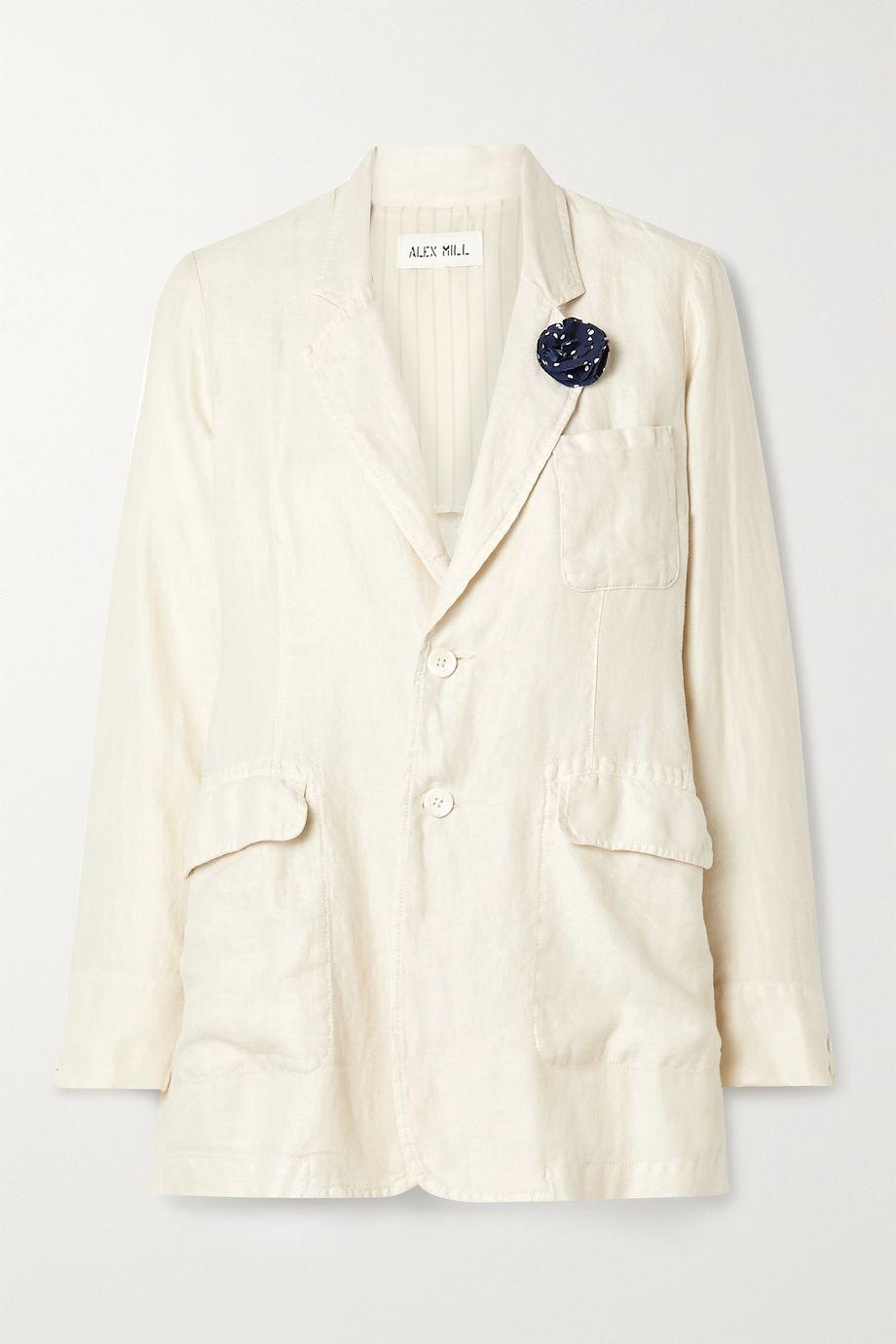 Alex Mill Boy linen blazer