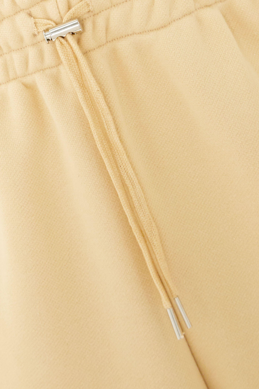 Frankie Shop Vanessa cotton-jersey track pants