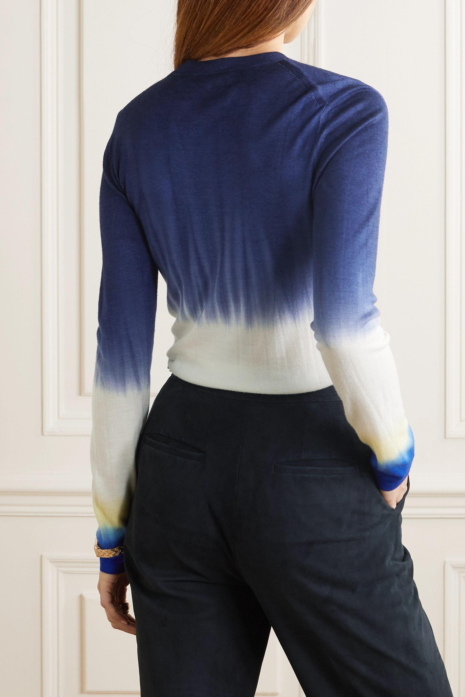 Gabriela Hearst Miller tie-dyed cashmere sweater
