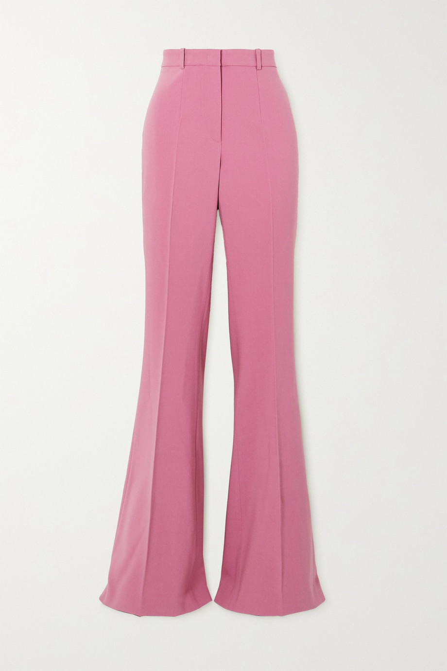 Michael Kors Collection Charlie wool-blend crepe flared pants