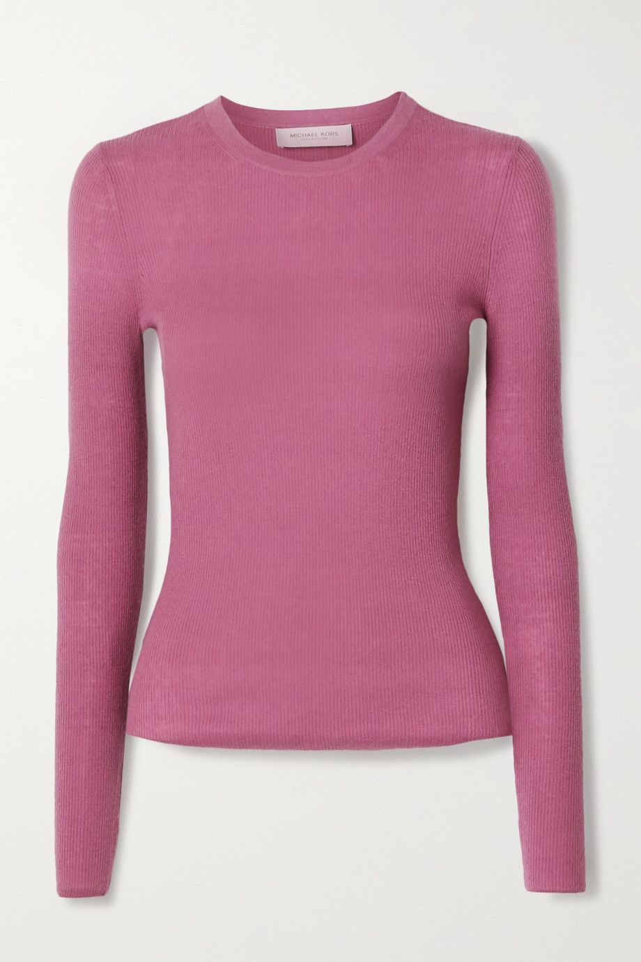 Michael Kors Collection Ribbed cashmere sweater