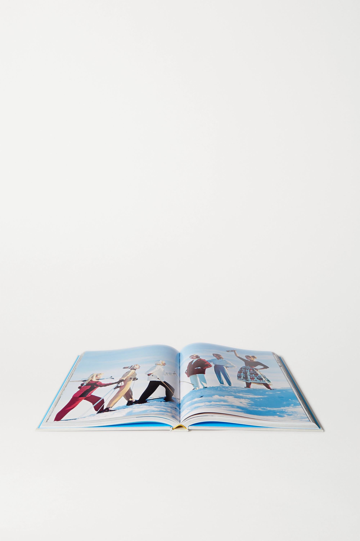 Assouline St. Moritz Chic by Dora Lardelli hardcover book