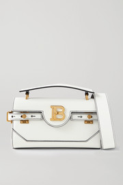 Balmain B-Buzz 26 medium leather shoulder bag