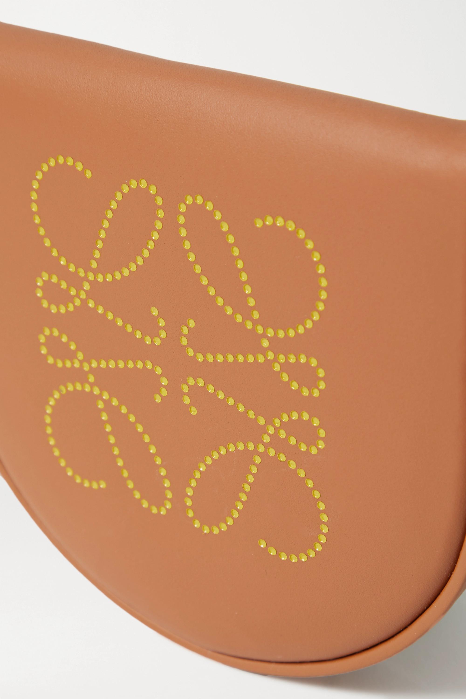 Loewe Heel mini leather shoulder bag